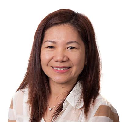 Mrs Tina Vuong