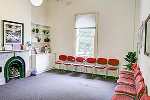 carlton medical waiting room